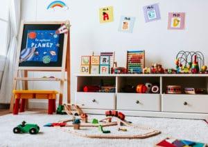 Children's Toy Storage Ideas