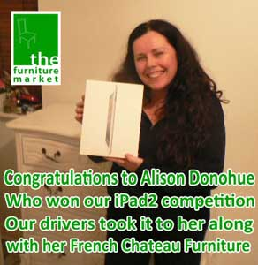 Ipad winner June 2013
