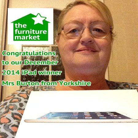 Ipad Dec 2014 winner