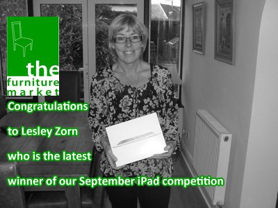 Ipad Winner Sept 2012