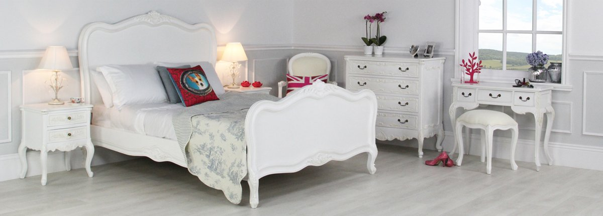 French Chatau Bedroom Furniture