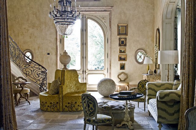 French Furniture Colours