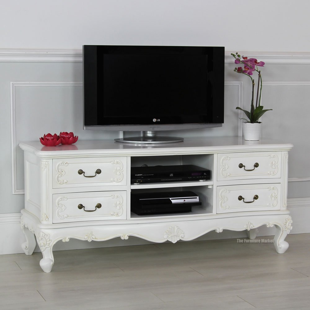 French Furniture practicality TV unit