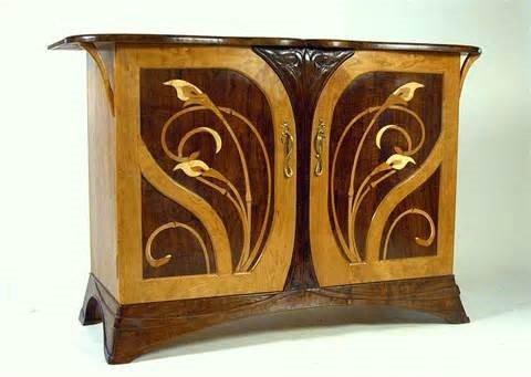 Art Nouveau and Art Deco 1878 to 1930