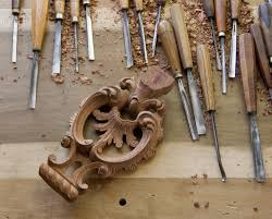 Quality French Carving