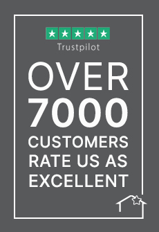 Over 7000 Real Reviews on Trustpilot