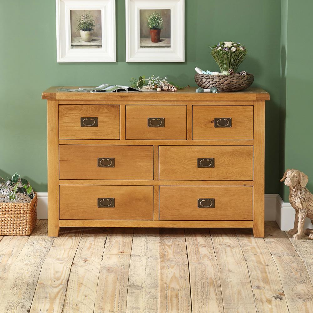 Hereford Oak. Rustic Oak Furniture