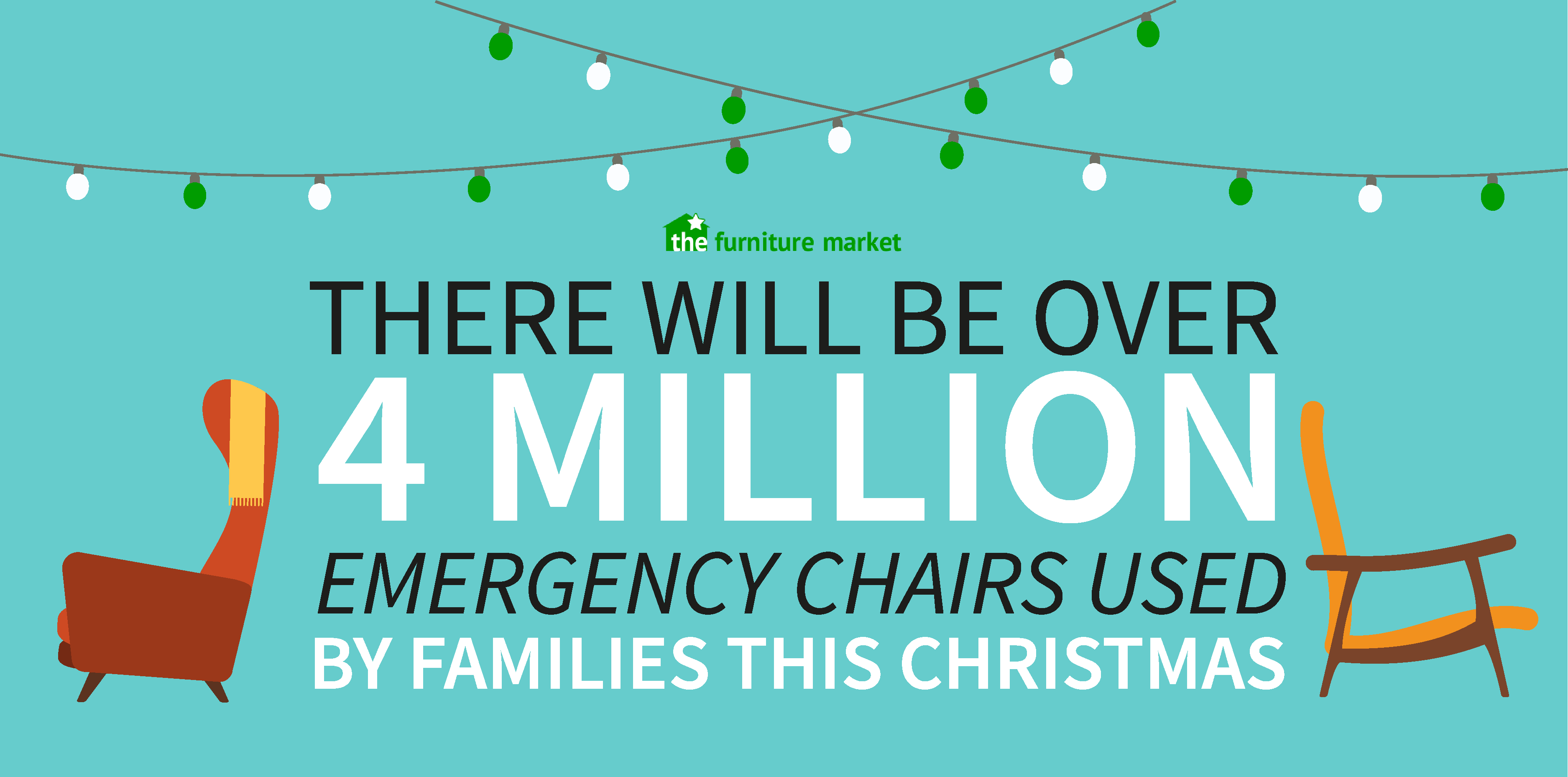 25% of Families Use Emergency Chairs
