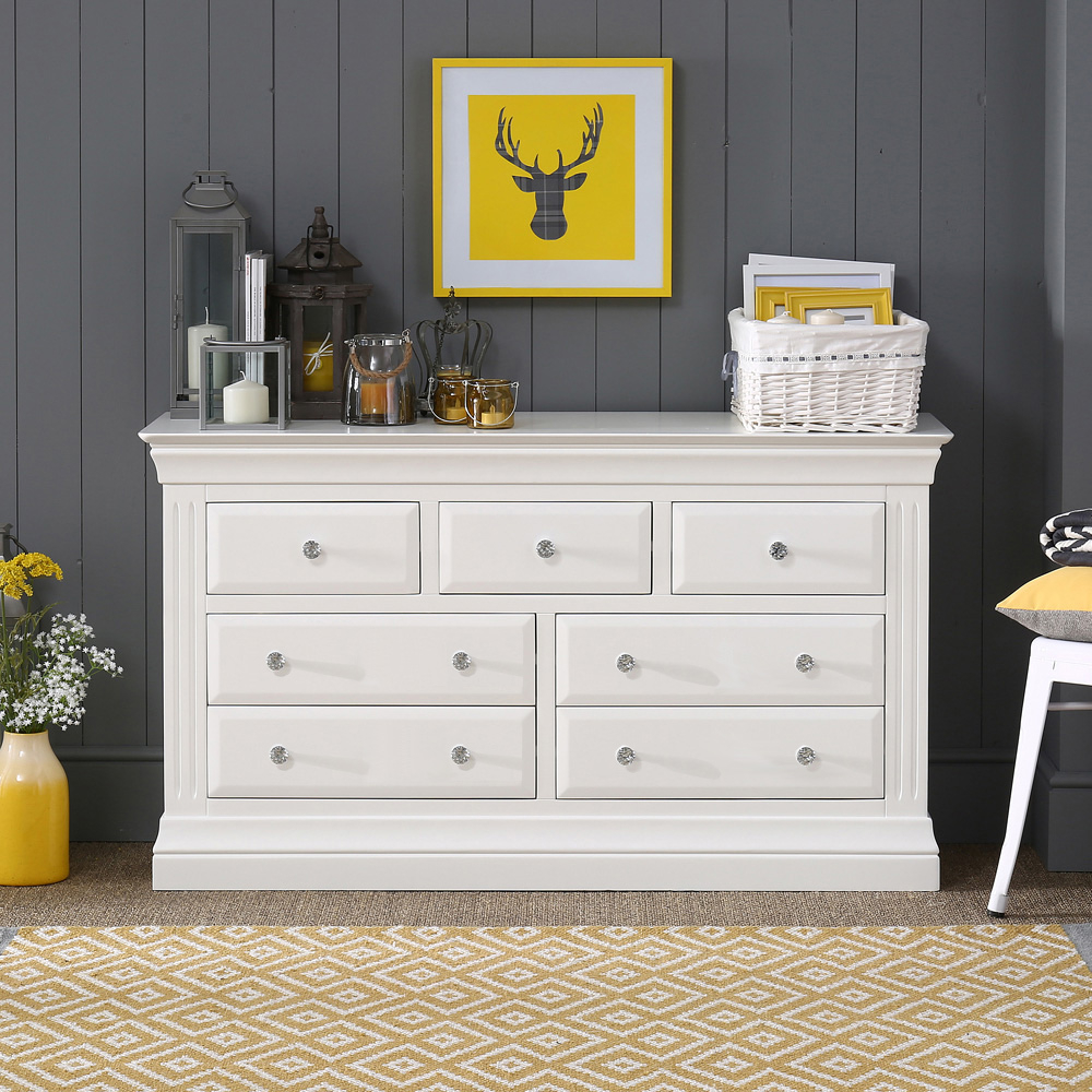 Georgian White Painted Furniture