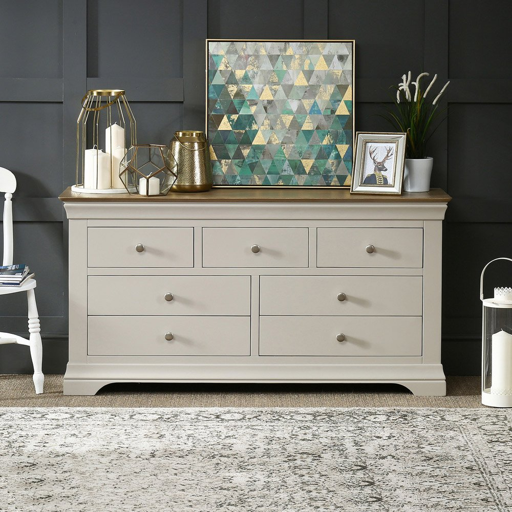 French Country Grey Painted Furniture
