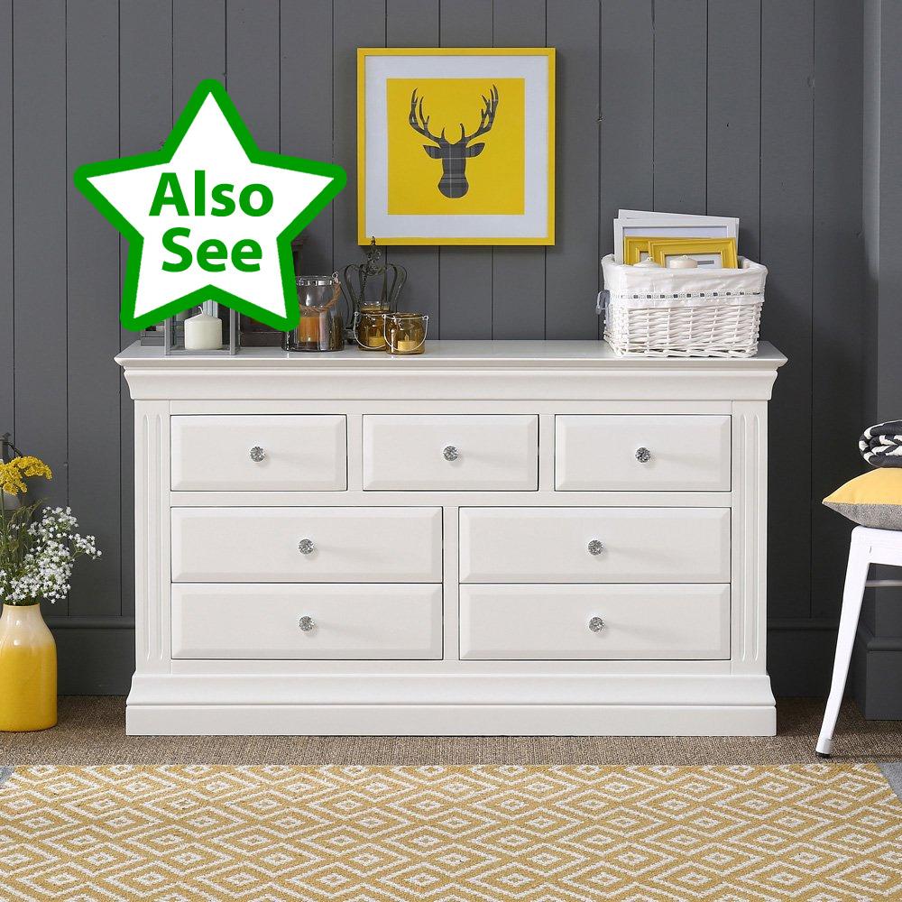 Georgian White Painted Furniture