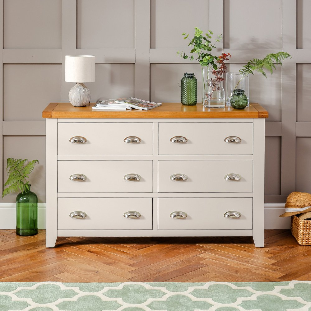 Downton Grey Painted Furniture