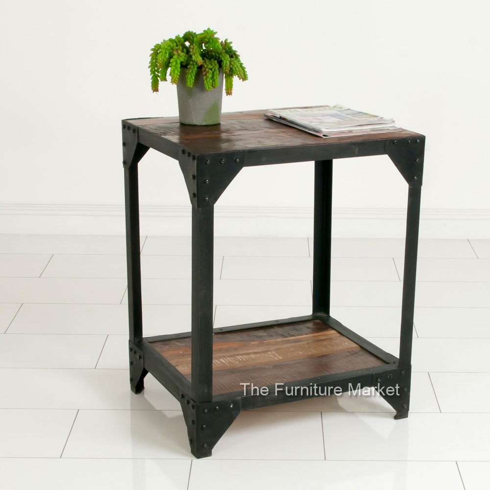 Industrial Console Tables Archives The Furniture Market