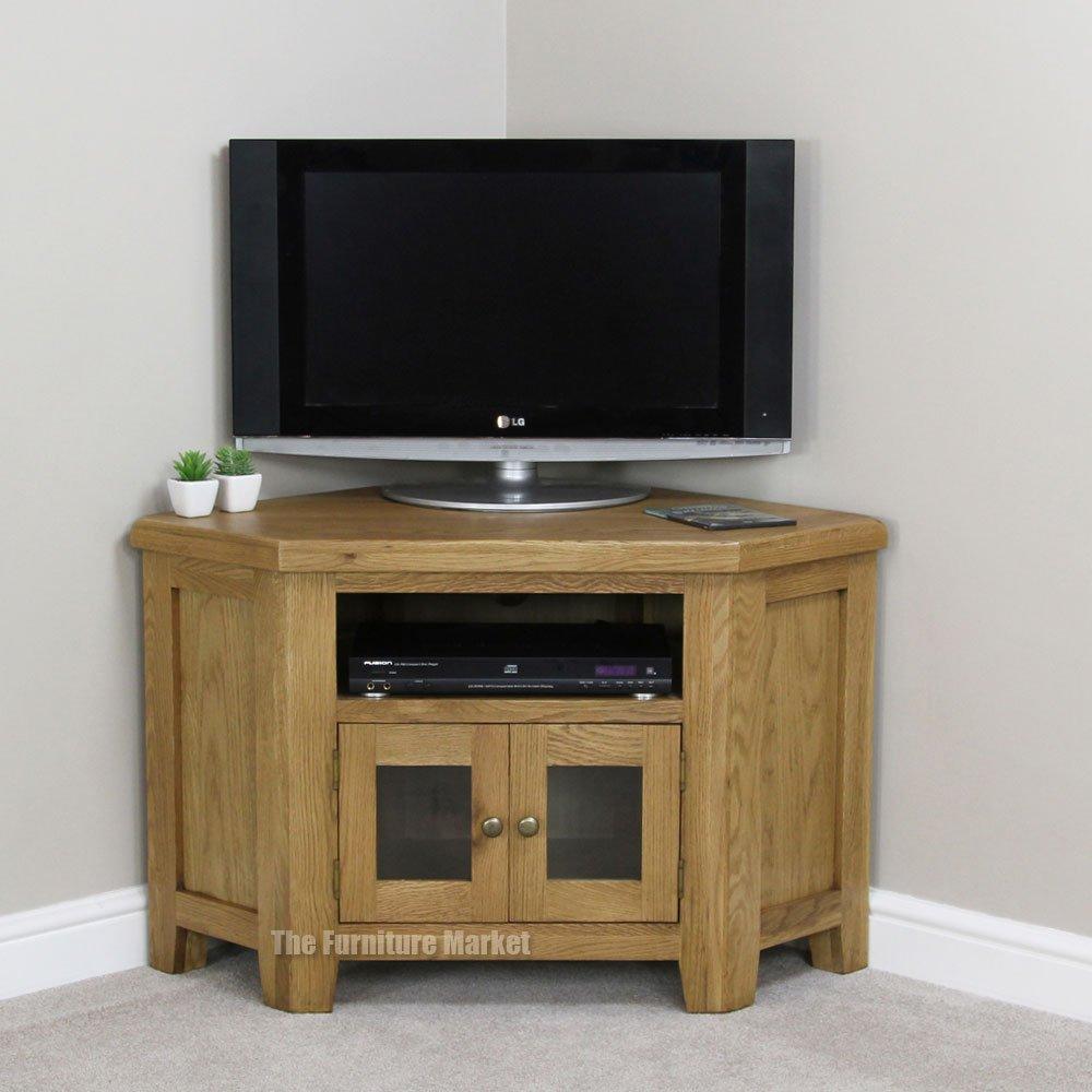 Cheshire Oak Tv Unit Archives The Furniture Market