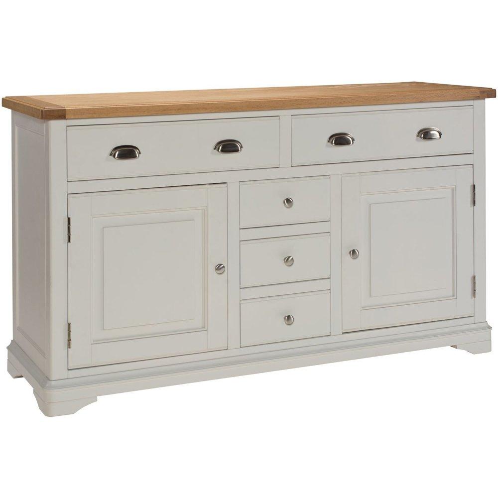 oak sideboards archives the furniture market. Black Bedroom Furniture Sets. Home Design Ideas