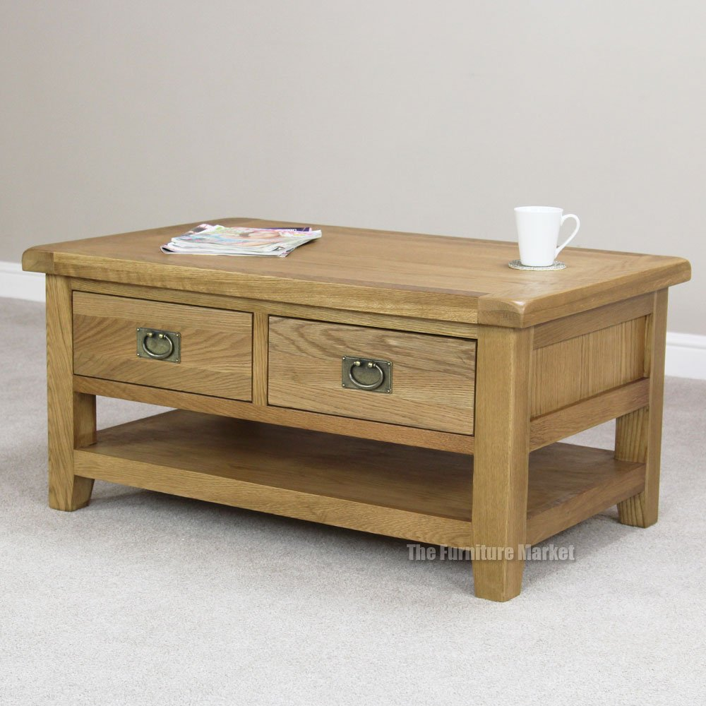 Oak Console Table Archives The Furniture Market ~ Oak Sofa Table With Drawers