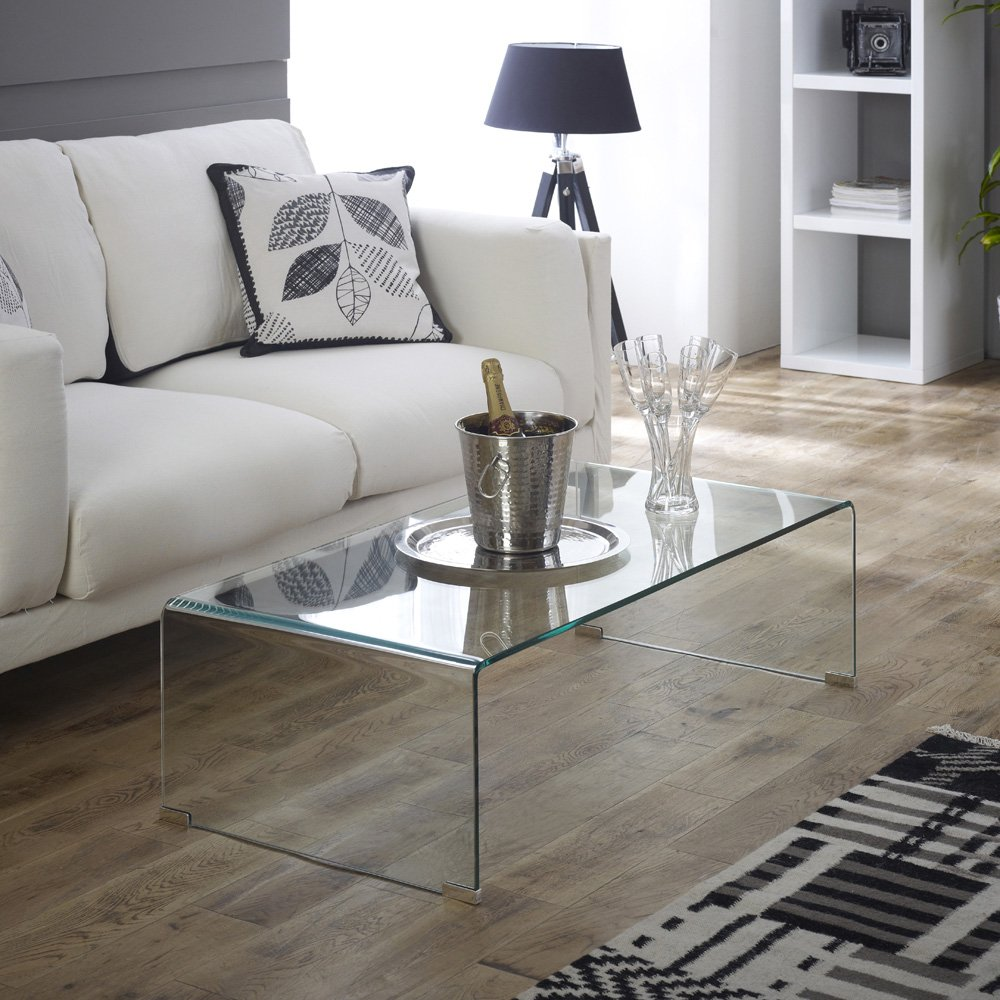 White high gloss 4 square widescreen tv unit archives the furniture market Geo glass coffee table